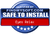 Safe to Install certificate